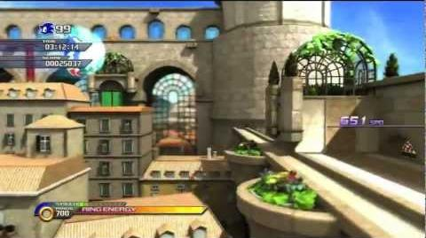 Sonic_Unleashed_Spagonia_Day_(Rooftop_Run_Act_1)