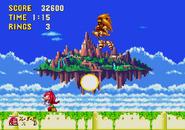 Super Mecha Sonic SSZ 10