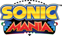 Switch SonicMania Logo