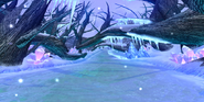 Frozen Forest Normal