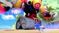 SB S1E19 Sonic vs Giant Robot