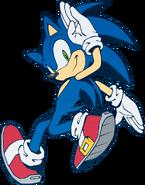 Sonic Channel 2018 art