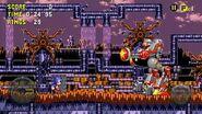 Sonic The Hedgehog CD, EGG-HVC-001 Boss Fight (Palmtree Panic Bad Future)