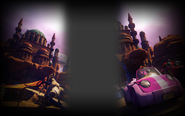 Transformed Steam Background 4