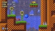 Captura Sonic Mania 4