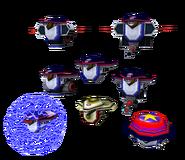 SA2 Model Beetle Series