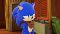 SB S1E01 Sonic awake