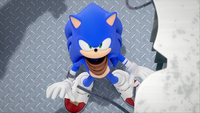SB S1E07 Sonic what the what