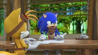 SB S1E39 Tails Sonic stop it