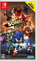 SonicForces JP Switch NewPrice