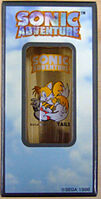 Sonic Adventure tumbler - Tails