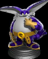 Sonic Generations Big Statue