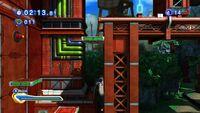 Sonic Generations Planet Wisp Wall jump block 2