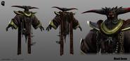Black Doom koncept