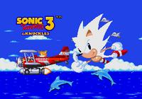 Sonic 3 & Knuckles Best Ending Sonic 1
