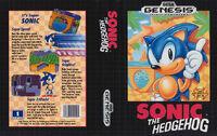 Sonic Genesis cover