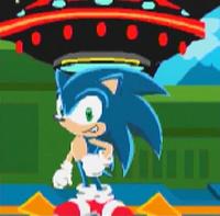 Sonic X Leapster Eggman's Base Intro