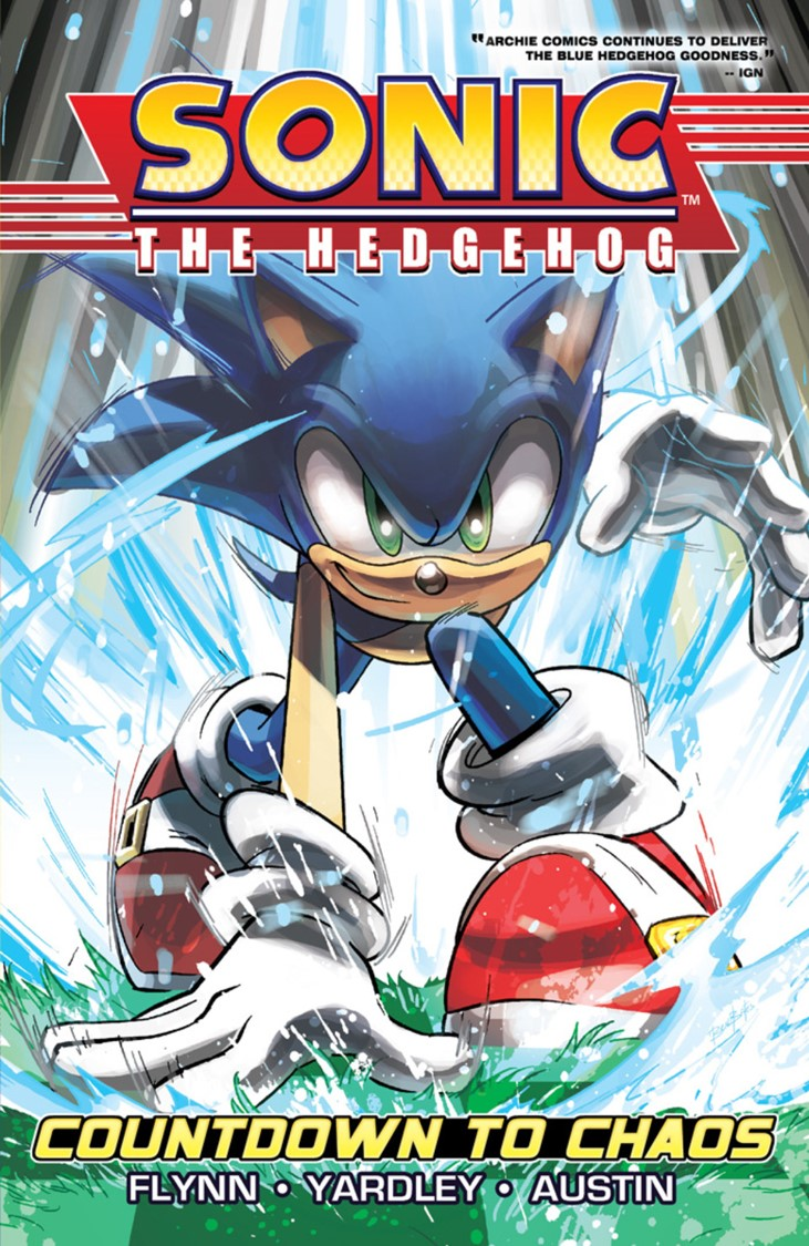 Sonic the Hedgehog Volume 1: Countdown to Chaos