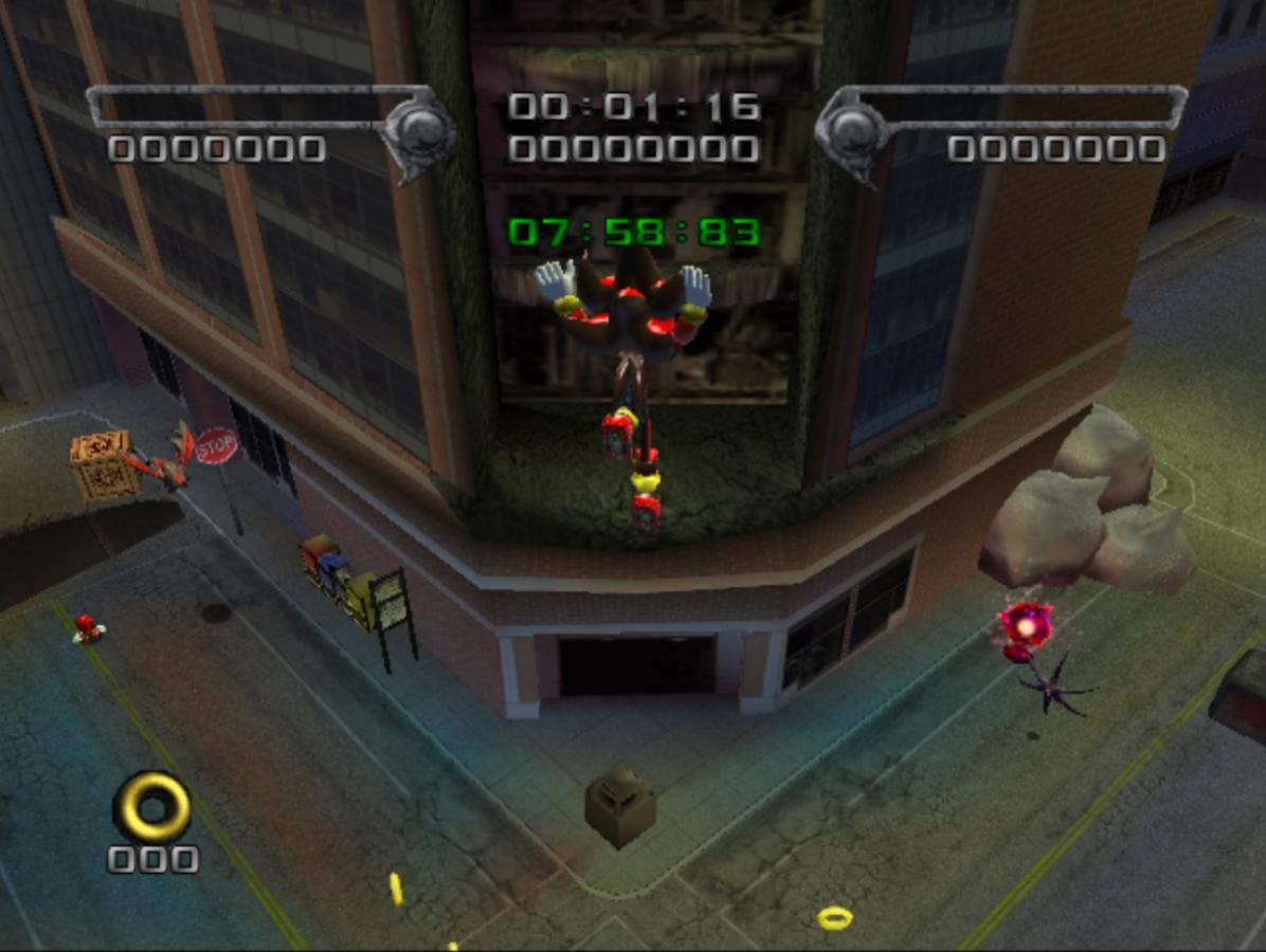 Central City (poziom)/Galeria