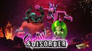 Claw and Disorder full