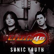 Crush40 album Sonic youth