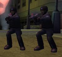 GUN Soldier Cutscene
