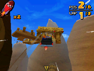 Sandy Drifts DS 26