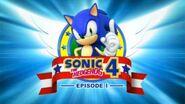 Sonic 4 Episode 1 Debut Trailer