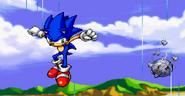 Sonic Advance 2 ending Sonic