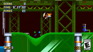 Sonic Mania - Chemical Plant Zone 12