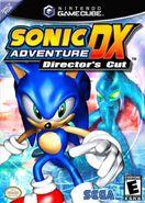 SADX Cover (GameCube)