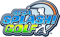 Sega Splash! Golf logo
