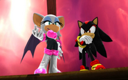 Shadow i Rouge Generations