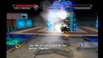 Shadow_the_Hedgehog_Stage_6-1_GUN_Fortress_(Dark_Mission_no_com)