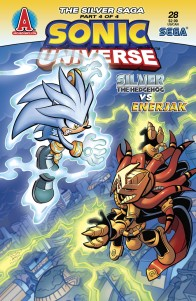 Sonic Universe Issue 28