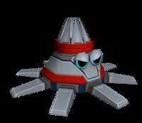 Spiny model