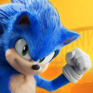 SFSB Sonic Movie Icon