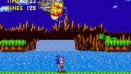 Sonic the Hedgehog Green Hill Zone - Boss - Eggmobile (Wrecking Ball)