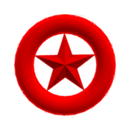 Red Star Ring