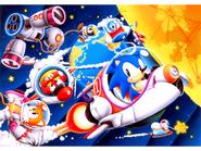 Sonic Screen Saver art 32
