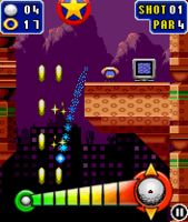 Sonic the hedgehog Golf - image 3
