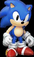 Speed Battle Classic Sonic