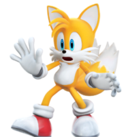 TSR story Tails 3