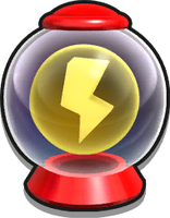 Thunder Shield In Item Box (Sonic Lost World)