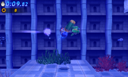 Water Palace Generations 3DS Act 1 05