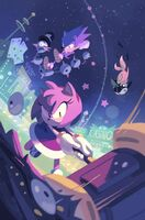 IDW Sonic 2 Variant