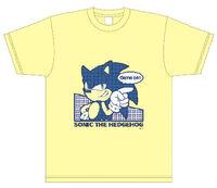 Sonic Chronicles JP shirt 2