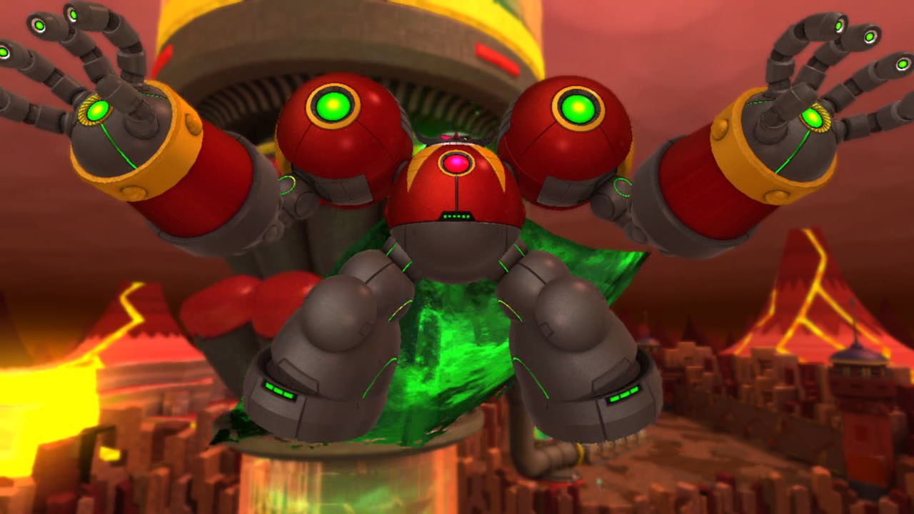 Eggrobo (Sonic Lost World)