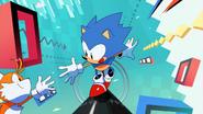 Sonic Mania intro 14