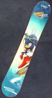 Sonic Riders JP snowboard